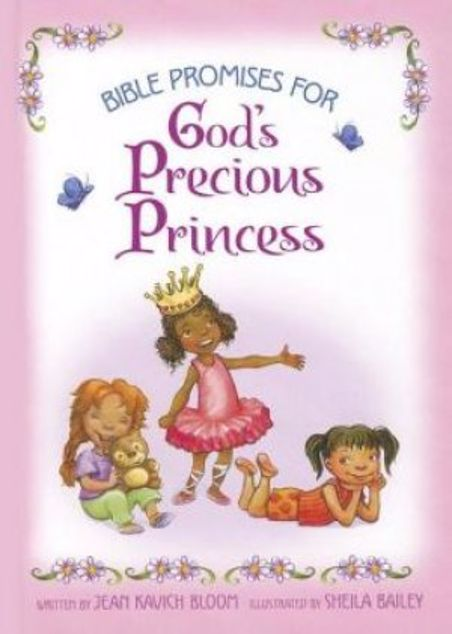 Picture of Bible Promises For God's Precious Princess