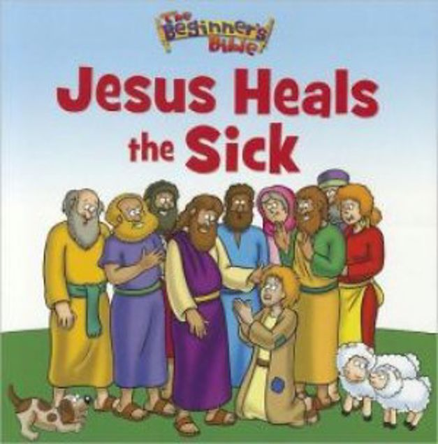 Picture of Jesus Heals The Sick