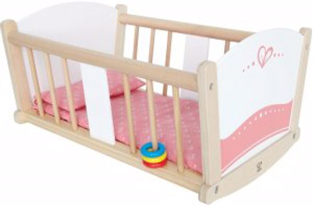 Picture of Babydoll Rock A Bye Cradle