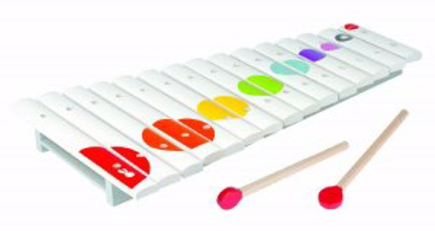 Picture of Large Wooden Xylophone