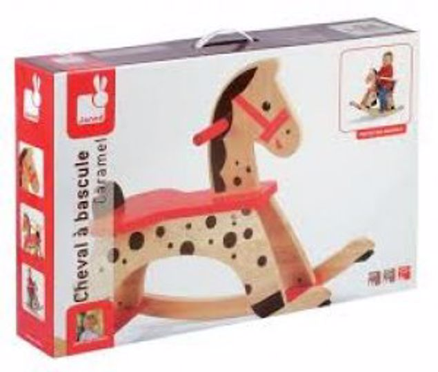 Picture of Caramel Rocking Horse