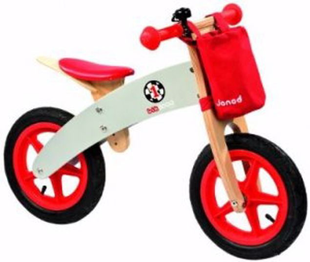 Picture of Balance Bike - Racing Dandy Horse