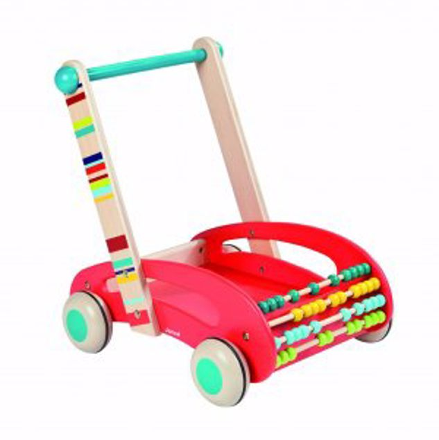 Picture of Abc Buggy Baby Walker