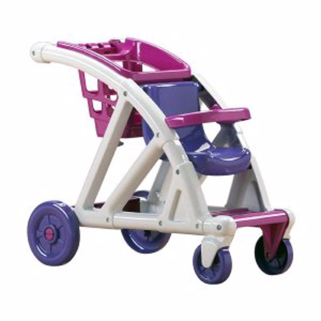 Picture of Plastic Toys - Shop With Me Stroller