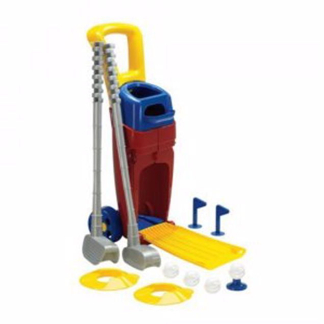 Picture of Plastic Toys - Junior Pro Golf Set