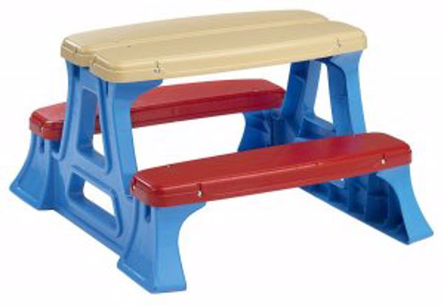 Picture of Plastic Toy - Picnic Table