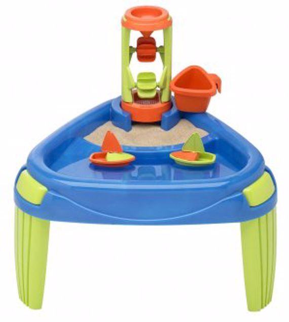 Picture of Plastic Toy - Water Wheel Play Table