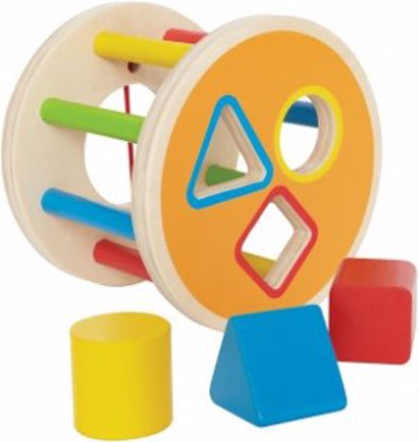 Picture of 1-2-3 Shape Sorter