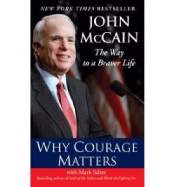 Picture of Bz-John Mccain-Why Courage..Mm