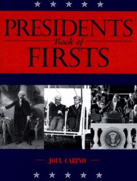 Picture of Bz-Presidents Book Of Firsts