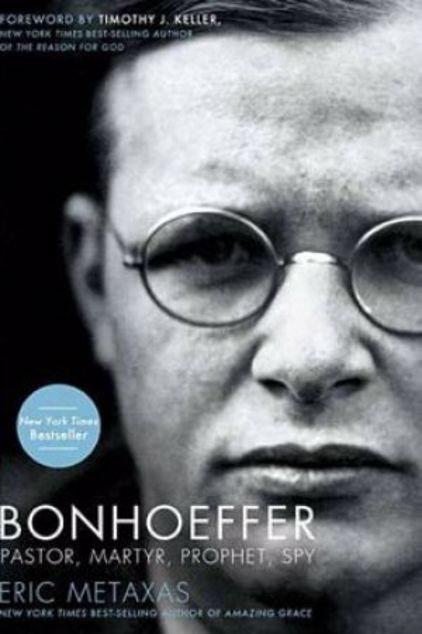 Picture of Bonhoeffer: Pastor, Martyr, Prophet, Spy