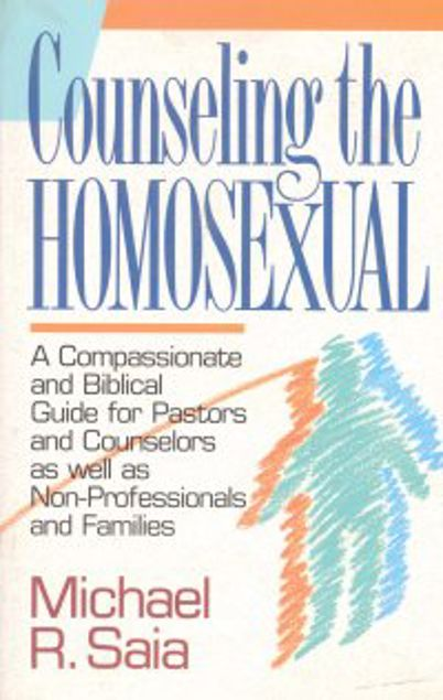 Picture of Counselling The Homosexual