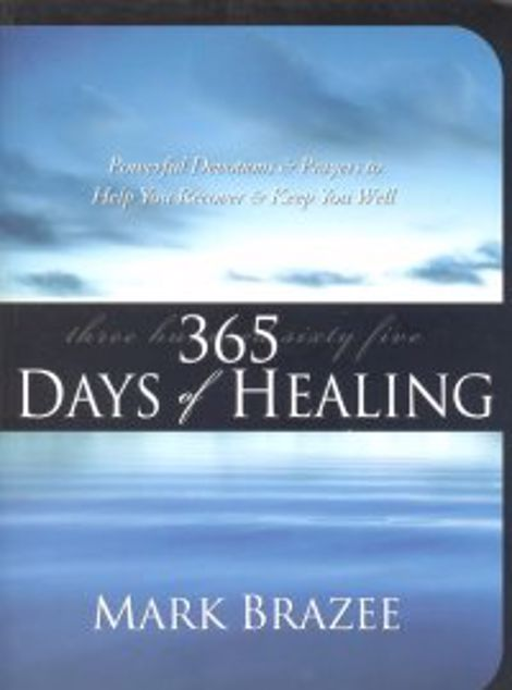 Picture of 365 Days Of Healing