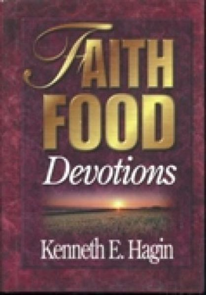 Picture of Faith Food Devotions,Hardcover