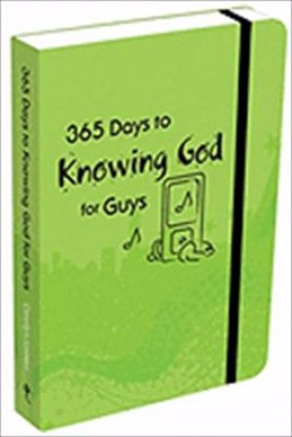 Picture of 365 Days To Knowing God-Guys