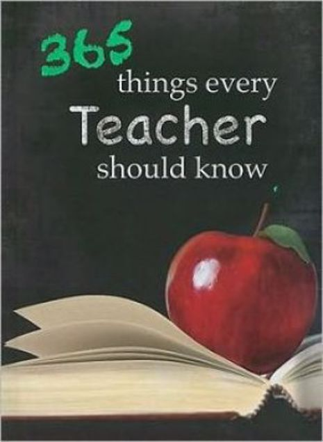 Picture of 365 Things Every Teacher Should Know