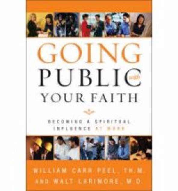 Picture of Going Public With Your Faith