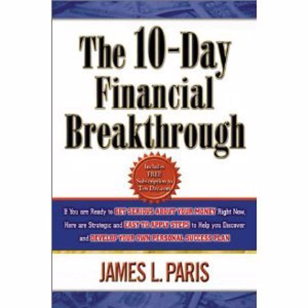 Picture of 10-Day Financial Breakthrough