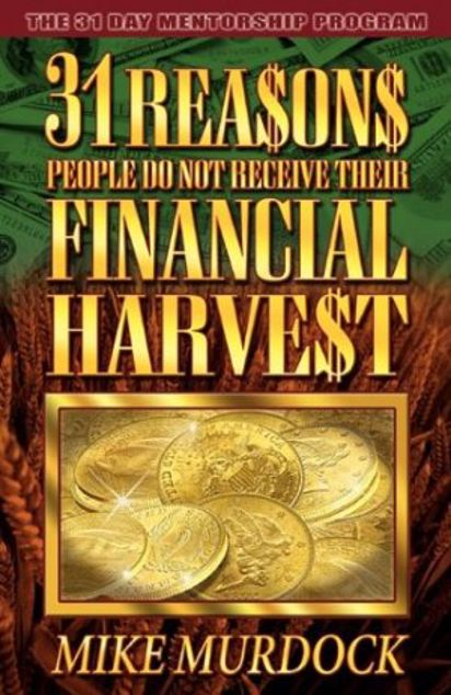 Picture of 31 Reasons/Financial Harvest