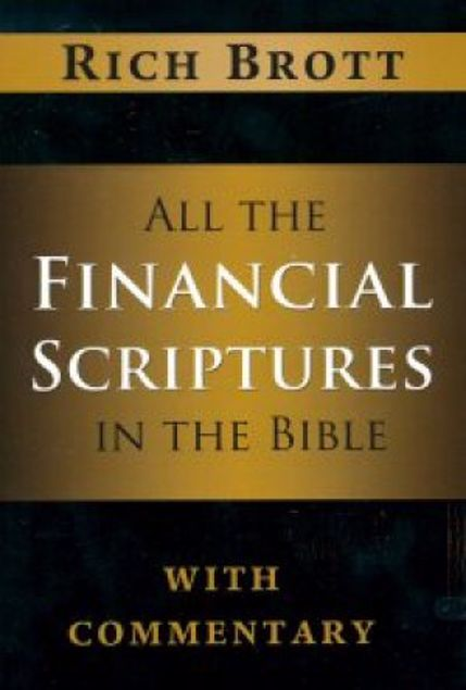 Picture of All Financial Scriptures In The Bible