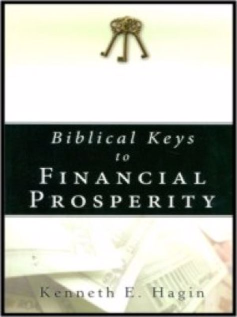 Picture of Biblical Keys To Financial Prosperity