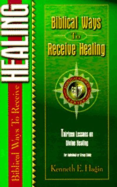 Picture of Biblical Ways To Rec. Healing