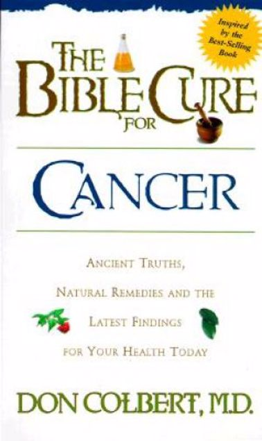 Picture of Bible Cure-Cancer