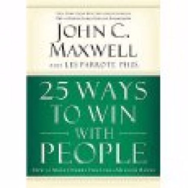 Picture of 25 Ways To Win With People-Hardcover