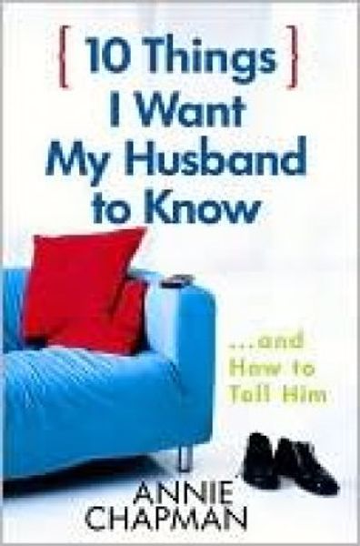 Picture of 10 Things I Want My Husband To Know