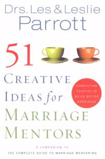 Picture of 51 Creative Ideas For Marriage Mentors