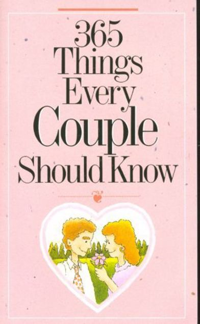 Picture of 365 Things Every Couple Should Know