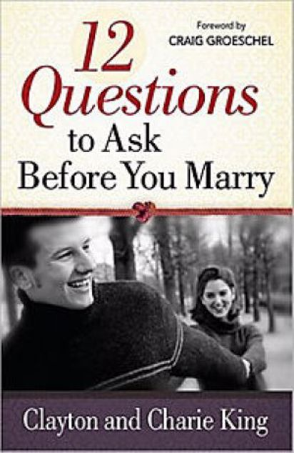 Picture of 12 Questions To Ask Before You Marry