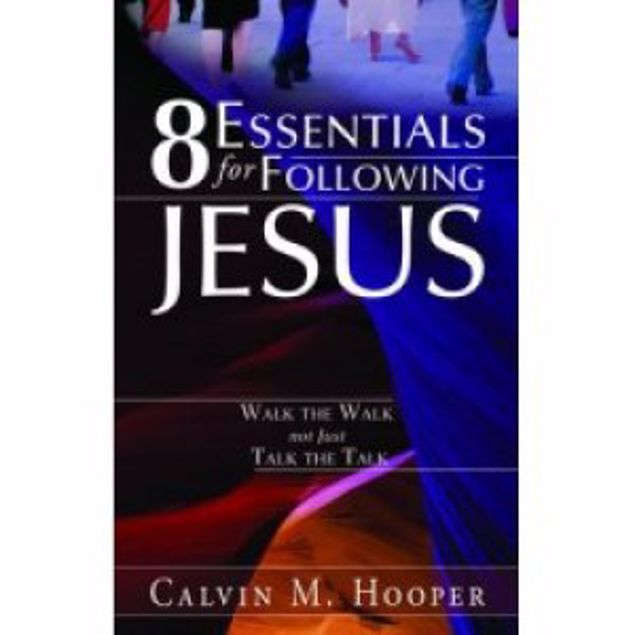 Picture of 8 Essentials For Following Jesus