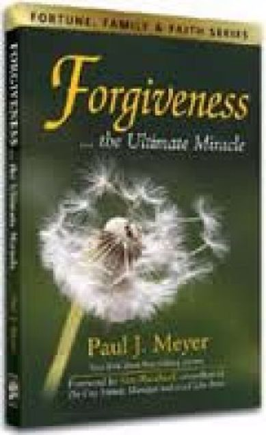 Picture of Forgiveness...Ultimate Miracle