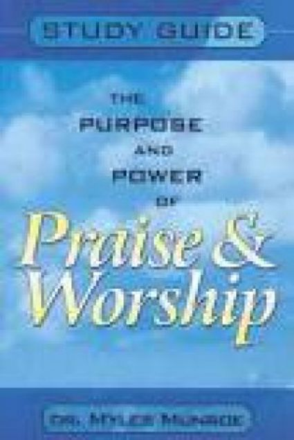 Picture of Purpose&Power Of Praise..Sg