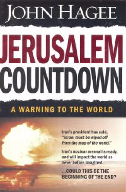 Picture of Jerusalem Countdown