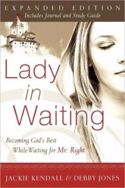Picture of Lady In Waiting: Becoming God's Best While Waiting For Mr. Right