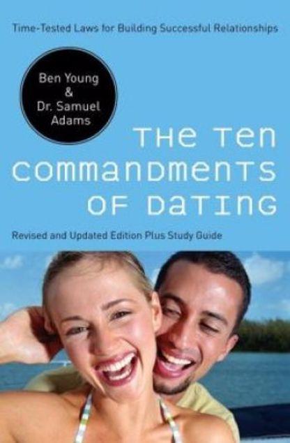 Picture of 10 Commandments Of Dating-Revised