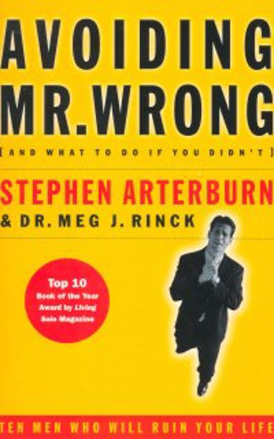 Picture of Avoiding Mr Wrong
