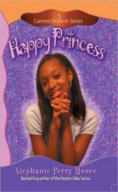 Picture of Carmen Browne-Happy Princess