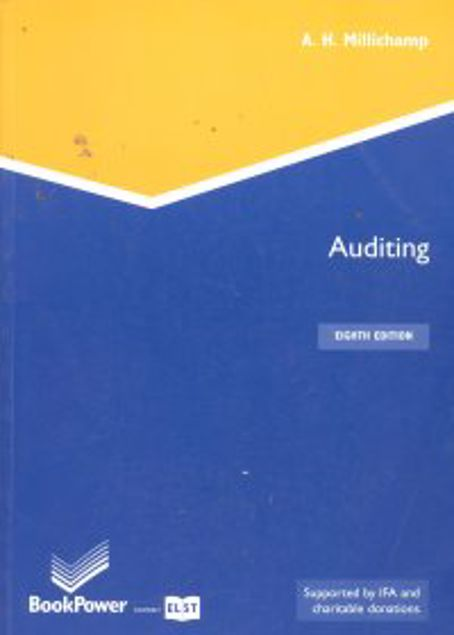 Picture of Auditing-8Th Edition