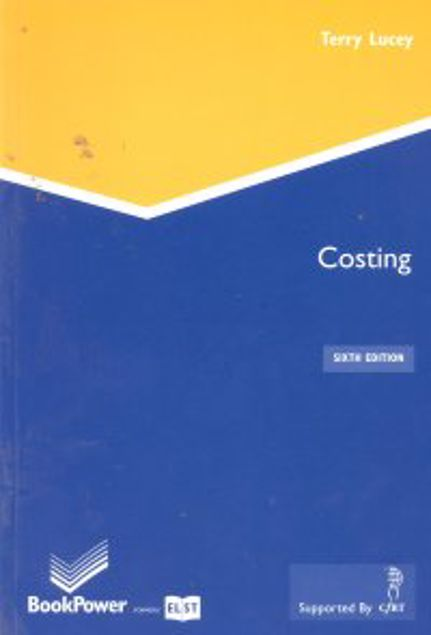 Picture of Costing (6Th Edition)