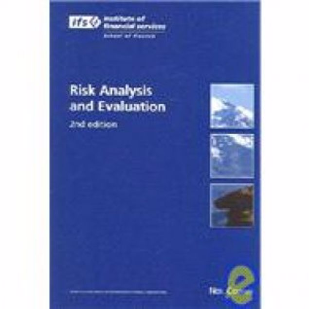 Picture of Ed-Risk Analysis & Evaluation