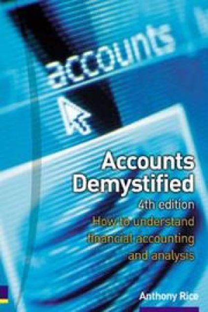 Picture of Ed-Accounts Demystified