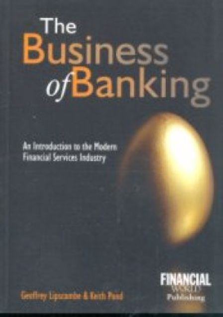 Picture of The Business Of Banking, Paper Cover