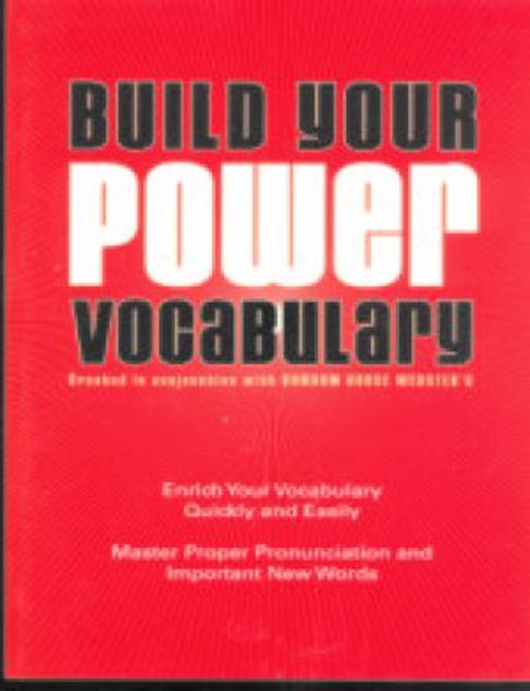 Picture of Build Your Power Vocabulary, Paper Cover