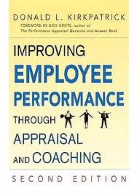 Picture of Improving Employee Performance Through Appraisal And Coaching
