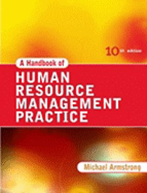 Picture of Ed-Handbk/Hr Mgt Practice