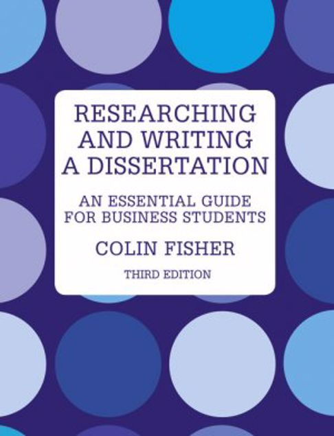 Picture of Researching And Writing A Dissertation {3Rd Edition}