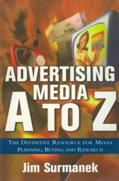 Picture of Advertising Media A To Z